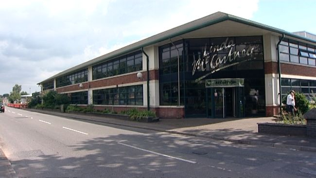 The Linda McCartney factory in Fakenham.