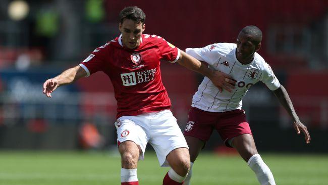 Matty James at Bristol City/ PA IMAGES