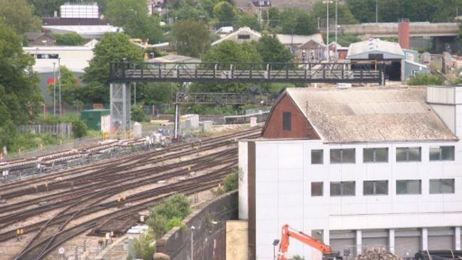 Network Rail overhaul Bristol Temple Meads