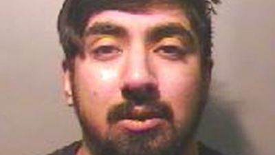 Undated handout photo issued by Eastern Region Special Operations Unit of Mohammed Humza who has been found guilty in his absence of attempting to buy two hand grenades and Semtex explosive from an undercover FBI agent on the dark web.