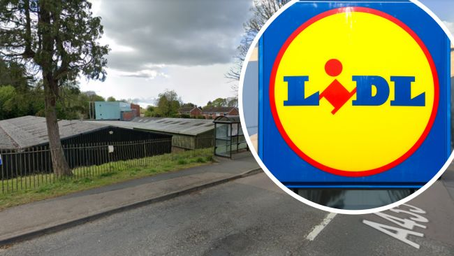 Units one to five at the industrial site in Cirencester Road will be demolished to make way for a new Lidl store if the plans are approved