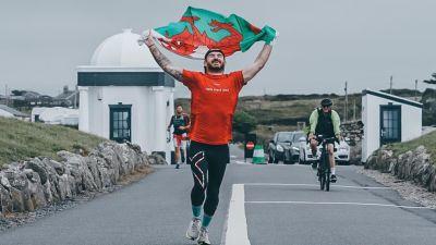 060821 welsh ultra runner record breaker