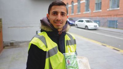 Fears for Big Issue sellers who cannot sell the magazine through lockdown