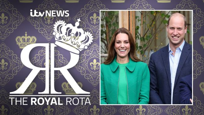 The Royal Rota podcast William and Kate at Kew Gardens