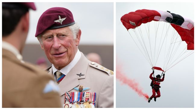 130721 charles and parachute drop
