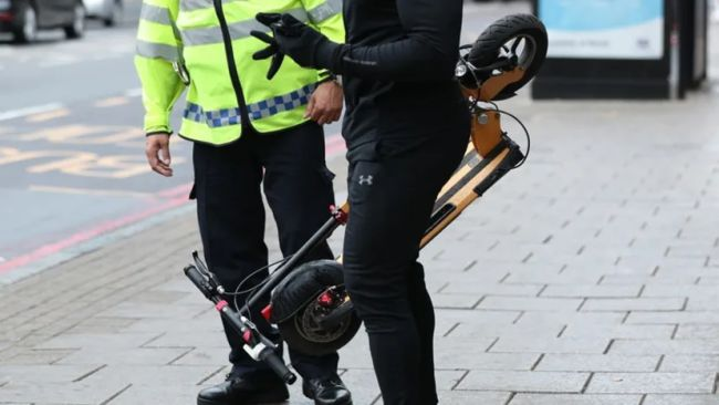 08/09/22 - E-scooter police - PA
