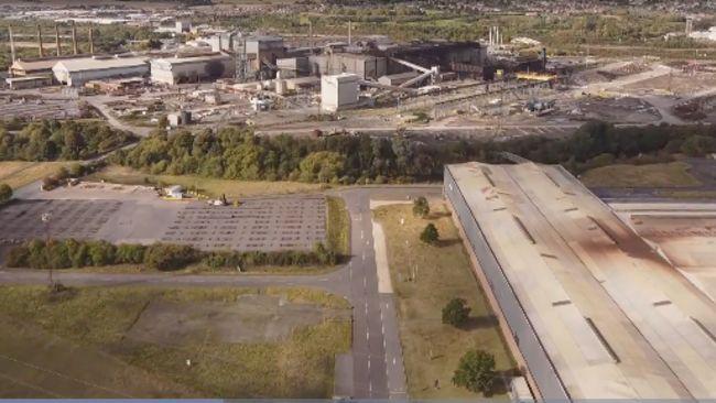 Liberty Steel Rotherham