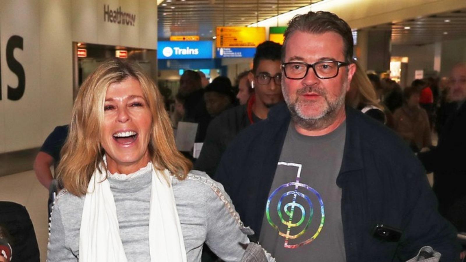 Kate Garraway S Husband Fighting Hard As He Remains Hospitalised From Coronavirus Itv News