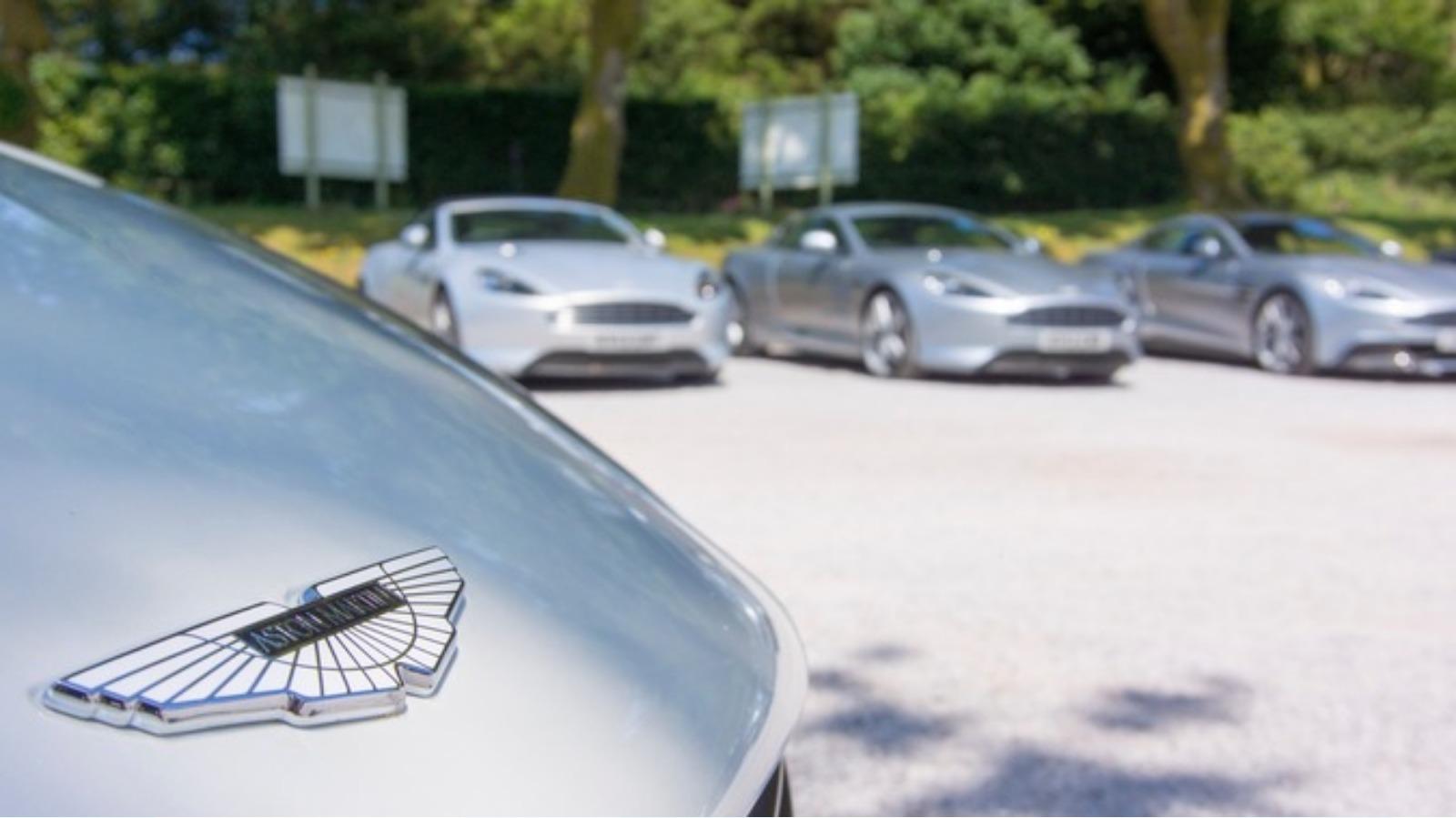 Aston Martin Announces 500 Jobs To Go As Sales Fall Central Itv News