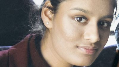 Shamima Begum travelled to Syria to join so-called Islamic State.