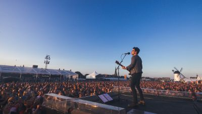 Kelly Jones and the Stereophonics play Lytham Festival