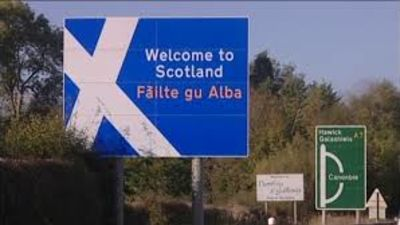 Travel Restrictions To Remain In Place Around Areas Affected By Cross Border Covid Cluster Border Itv News