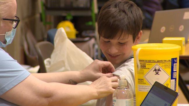 vaccination for secondary school children Leighton Buzzard