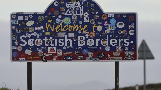 Scottish Borders GV
