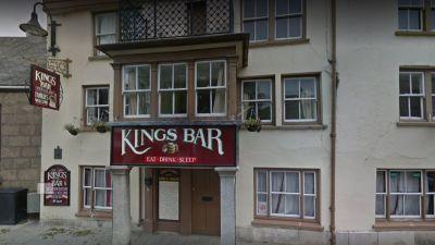 Cornwall Pub Kings Arms