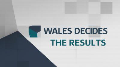 Senedd Election Wales Decides results slate