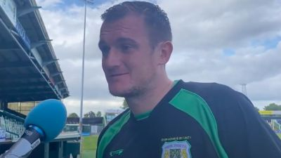 010421 LEE COLLINS YEOVIL TOWN FC. YEOVIL TOWN FC
