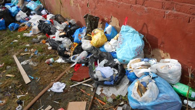 Oldham Council traced the rubbish back to Stefan Rapa and prosecuted him