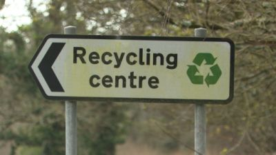03-03-21- Recycling centre stockshot photo- ITV News