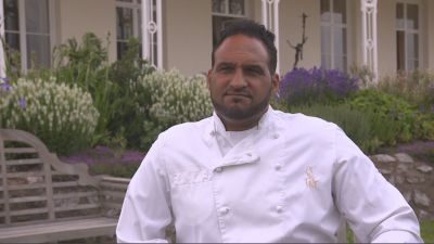 Michael Caines Chef
