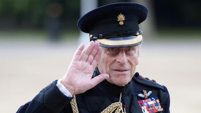 Prince Philip (c) PA