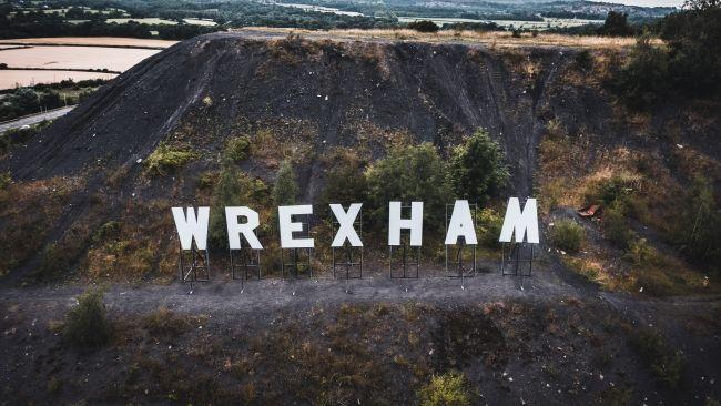 WS180821 WREXHAM HERO