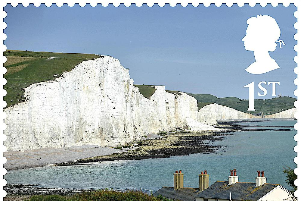 The New Forest and South Downs celebrated in stamps for ...