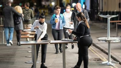 Bars and pubs in Newcastle could be closed under new measures which the government may implement.