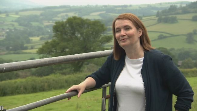 Kirsty Williams, who stood down as Lib Dem MS for Brecon and Radnorshire in May 2021.