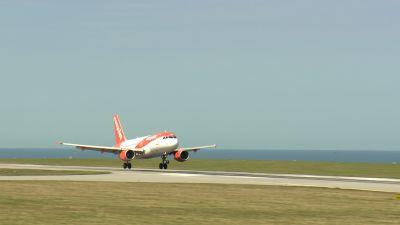 Jersey Airport Runway