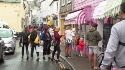 Salcombe second homes story