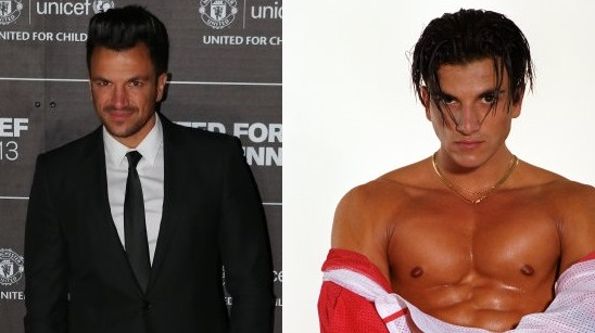 Peter Andre I Built A Rod For My Own Back With Mysterious Girl Itv News
