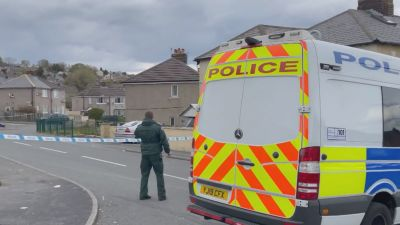 terror arrests Keighley stand up Michael Billington