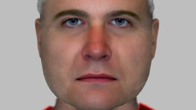 E-fit image of the man officers want to speak to