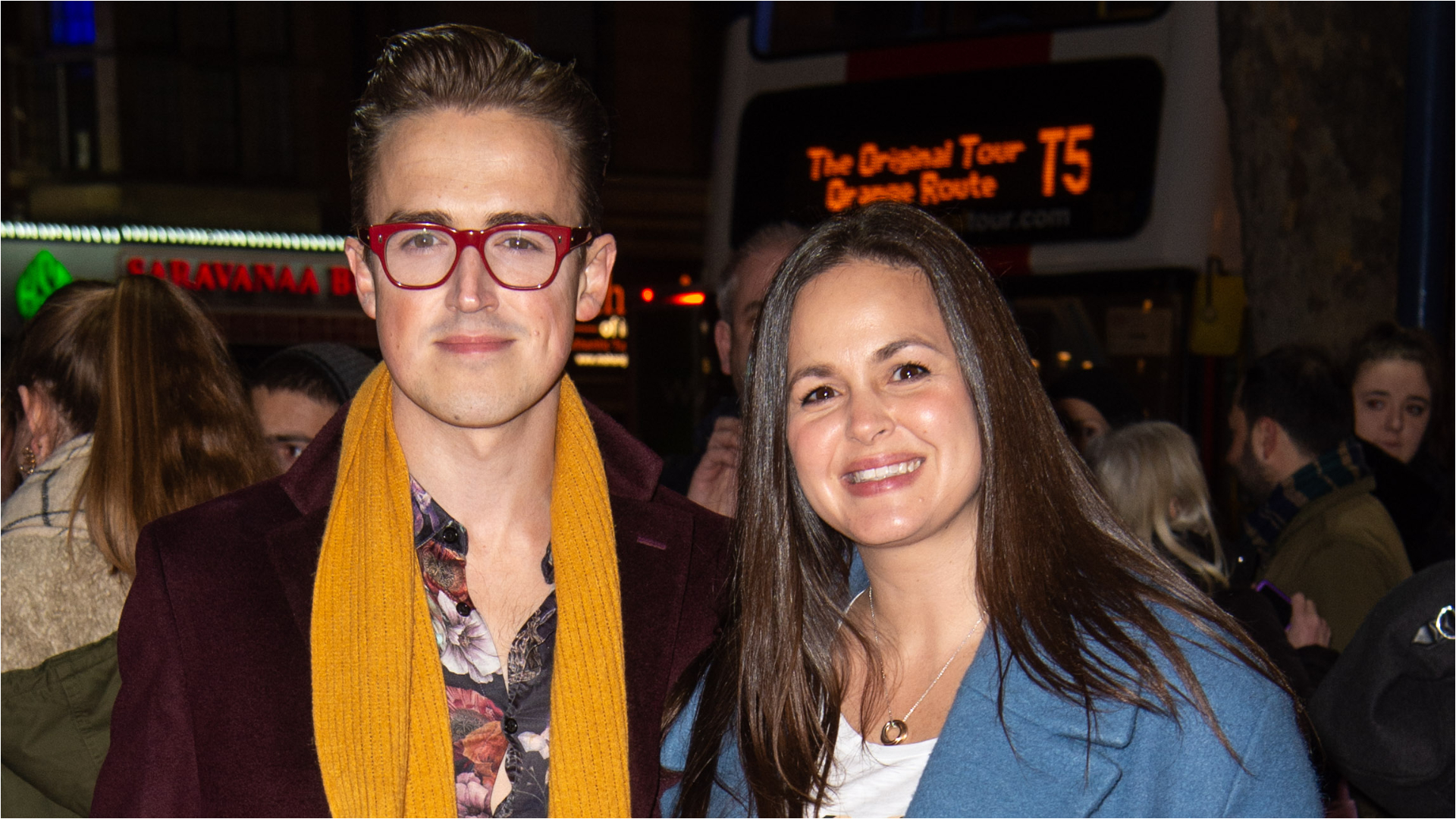 Tom and Giovanna Fletcher sorry for 'error of judgment' on furlough use; ITV News