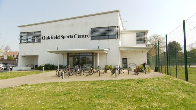 Oakfield sport centre.
