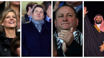 The who's who of the NUFC takeover