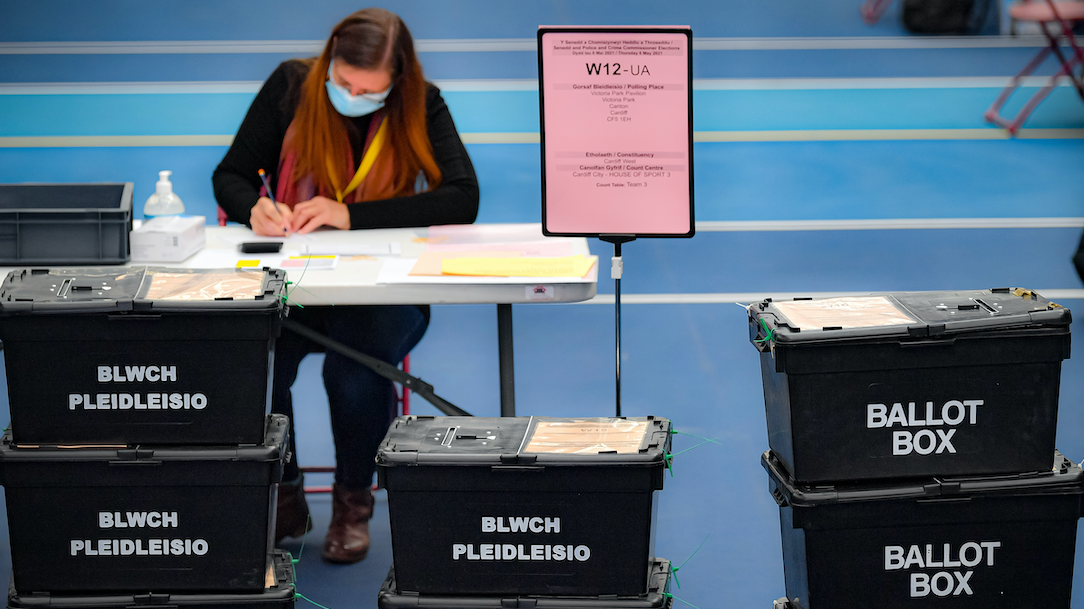 Wales awaits results of Senedd election as counting gets underway | ITV News