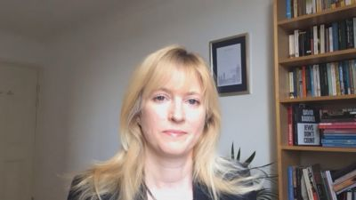 Labour MP for Canterbury Rosie Duffield