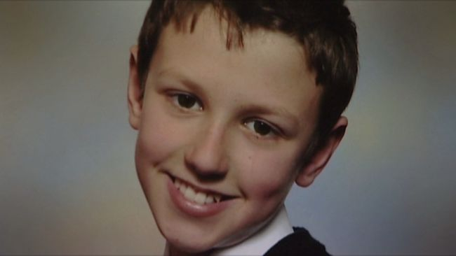 Oliver King died after a seizure during a school swimming lesson in Liverpool.
