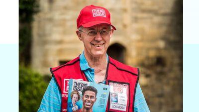 Archbishop of Canterbury Big Issue