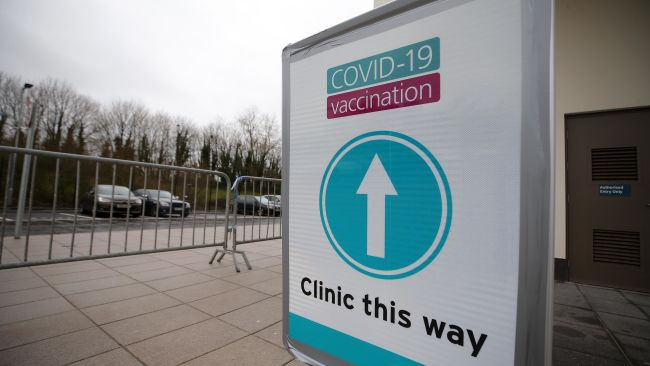 Pop up covid-19 vaccination centres will open in Castlewellan and Newcastle this weekend.