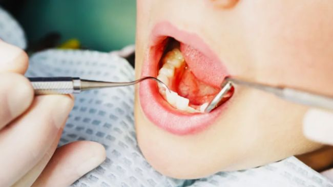 Dental practices are stuck.
