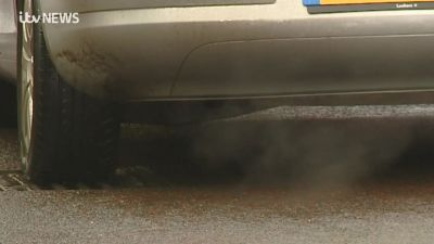160621 pollution car Tyne Tees