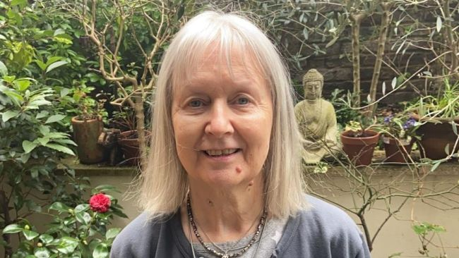 Kate Condiffe has dementia and wakes up without knowing what covid is
