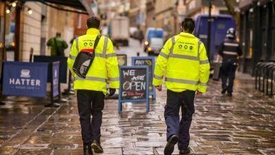 Coronavirus cases in Bristol are starting to fall.