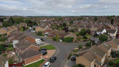 A second earthquake has been felt in Leighton Buzzard in Bedfordshire.