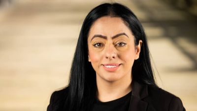 Oldham councillorArooj Shah has become the first Muslim woman in the North of England to be elected as a council leader.