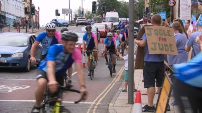 17 cyclists riding to raise money for Bristol's Children Hospital