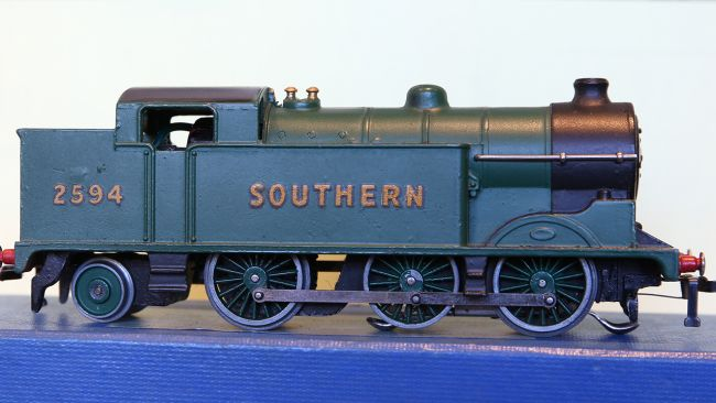 A model railway piece sold as part of a collection which fetched £20k at auction